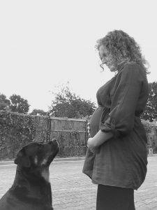 Chantal (zwanger) & Elwood